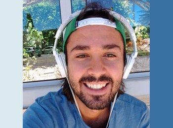 Felipe Campolim - 29 - Student