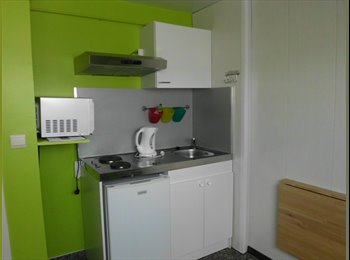 Appartager BE - logement meublé avec connexion internet à Mons, Mons - 350 € / Mois