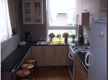 Appartager BE - Disponible   du 01.08.2015  Beau petit duplex. - le Quartier Européen (Léopold, Schuman), Bruxelles-Brussel - 440 € / Mois