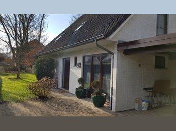 Appartager BE - Dans grande villa 4 façades, tout confort  Libre en 2016 08 31, Crainhem - 430 € / Mois