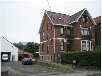 Appartager BE - Court-St-Etienne 4 chbres dans maison spacieuse. - Louvain-la-Neuve, Louvain-la-Neuve - 300 € / Mois