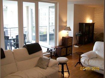 Appartager BE - 2 chambres meublées disponibles début juillet et début septembre 2016 - 2 furnished rooms  available, Bruxelles-Brussel - 490 € / Mois
