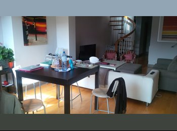 Appartager BE - Maybe the room in my apartment could fit you… - le Quartier Européen (Léopold, Schuman), Bruxelles-Brussel - 675 € / Mois