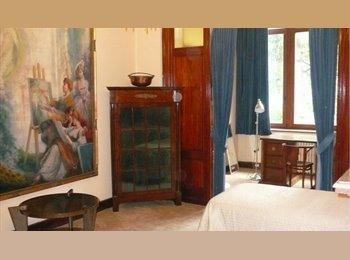 chambre dans maison de maitre