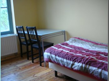 Appartager BE - Chambre a louer, Etterbeek - 450 € / Mois