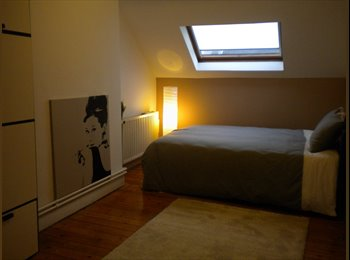 Appartager BE - furnished rooms to rent all included!, Bruxelles-Brussel - 500 € / Mois