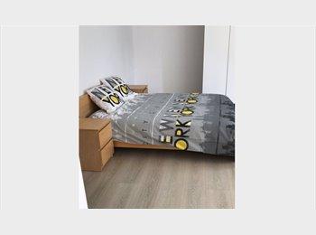 Appartager BE - Grandes Chambres dans maison neuve LIBRE FEVRIER 2016 - Louvain-la-Neuve, Louvain-la-Neuve - 500 € / Mois