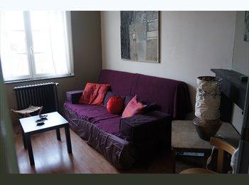 Appartager BE - Studio meublé 3 pièces - Auderghem-Oudergem, Bruxelles-Brussel - 450 € / Mois