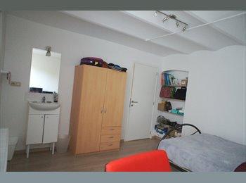 Appartager BE - Chambre dans coloc jeunes vie active (recherche une fille) - Louvain-la-Neuve, Louvain-la-Neuve - 415 € / Mois