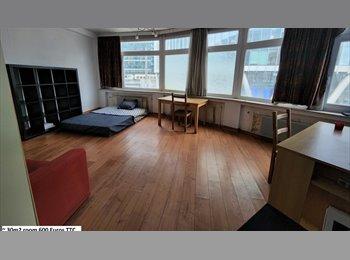 Appartager BE - 2 chambres a louer dans un appart!, Bruxelles - 450 € / Mois