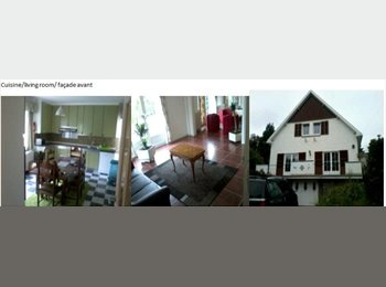 Appartager BE - Wavre / LLN Chambres à louer (à 5min d'LLN) - Wavre-Waver, Wavre-Waver - 350 € / Mois