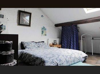 Appartager BE - Butterfly'house  is a COLOC SYMPA - le Quartier Européen (Léopold, Schuman), Bruxelles-Brussel - 525 € / Mois