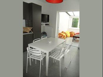 Appartager BE - Chambre chaleureuse à louer, Uccle-Ukkel - 495 € / Mois