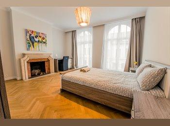 Appartager BE - chambre meublée à deux pas de ULB - Ixelles-Elsene, Bruxelles-Brussel - 520 € / Mois