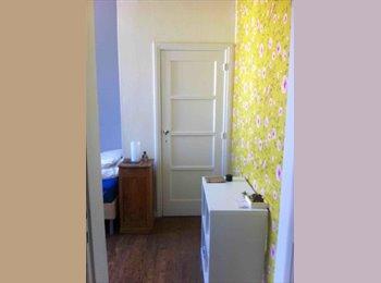 Appartager BE - Chambre meublée avec internet - 450e tout compris, Ixelles-Elsene - 400 € / Mois