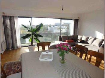 Appartager BE - Magnifique appartement à Woluwe - Libre 1er mars - Woluwe Saint Lambert - Sint Lambrechts Woluwe, Bruxelles-Brussel - 500 € / Mois