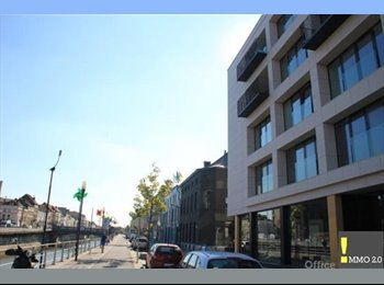 Appartager BE - Chambre non loin de la basilique (Koekelberg) - Koekelberg, Bruxelles-Brussel - 495 € / Mois