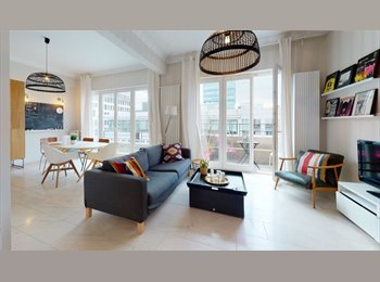 EU QUARTER PENTHOUSE  double room 600Euro