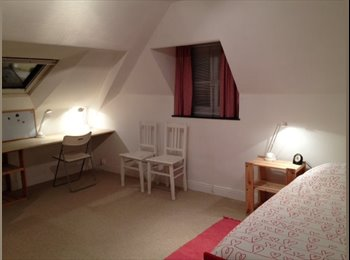 Appartager BE - In green and quiet Stockel (1150 Woluwe SP), Woluwe Saint Pierre - Sint Pieters Woluwe - 600 € / Mois
