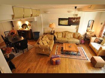 Appartager BE - Pied à terre ou logement de charme à Bruxelles, Woluwe-Saint-Lambert - 605 € / Mois