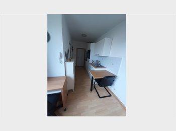 Appartager BE - Kot meublé pour étudiant à 500 mètres IPKN, Charleroi - 350 € / Mois