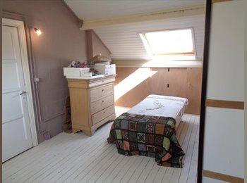 Appartager BE - 2 chambres: une à 360 € et l'autre à 320€, Charleroi - 320 € / Mois