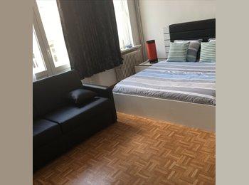 Appartager BE - Grande chambre a Mérode , Etterbeek - 700 € / Mois