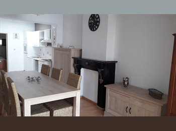 Appartager BE - Appartement non meublé 2 chambres proche IPKN - Charleroi, Charleroi - 420 € / Mois