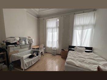 Appartager BE - Chambres meublés à louer quartier Chatelain/Louise - Ixelles-Elsene, Bruxelles-Brussel - 350 € / Mois