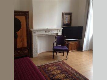 Appartager BE - Co-location dans maison de charme - Saint Gilles Sint Gillis, Bruxelles-Brussel - 400 € / Mois