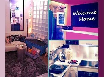 Appartager BE - appartement (complet) FLAGEY (1 ou 2 mois) - Ixelles-Elsene, Bruxelles-Brussel - 629 € / Mois