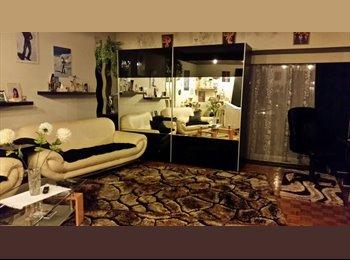 Appartager BE - Une chambre dans un appartement  2ch. - Ganshoren, Bruxelles-Brussel - 450 € / Mois