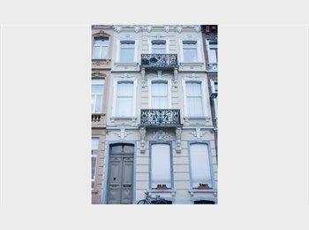 Appartager BE - Grande chambre a louer pour  le mois d'aout. - Schaerbeek Schaarbeek, Bruxelles-Brussel - 300 € / Mois