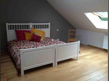 Appartager BE - Chambre et SDB privée dans maison au calme, Walhain - 350 € / Mois