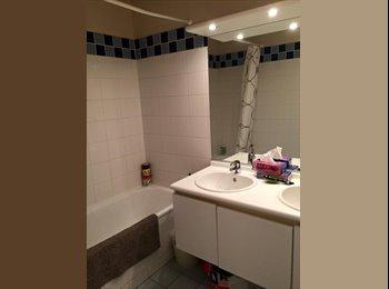Appartager BE - Chambres à louer dans un très bel appartement situé à promximité de la place Flagey à Ixelles - Ixelles-Elsene, Bruxelles-Brussel - 435 € / Mois