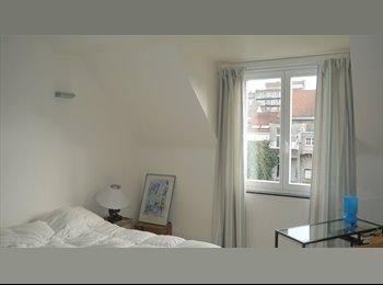 Appartager BE - Chambres à louer dans  Maison de Maître restaurée en 2015 - le Quartier Européen (Léopold, Schuman), Bruxelles-Brussel - 500 € / Mois