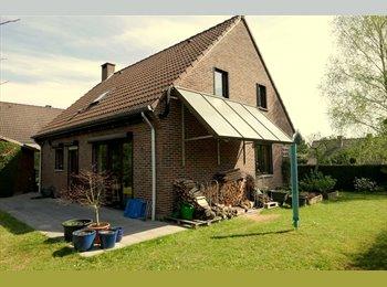 Appartager BE - Chambre à 200m de la gare d'Ottignies - Louvain-la-Neuve, Louvain-la-Neuve - 345 € / Mois