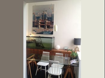 Appartager BE - cozy room for rent in classy house - le Pentagone (centre ville), Bruxelles-Brussel - 540 € / Mois
