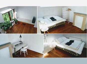 Petite maison/ Quartier Dansaert/ Coloc. de 4 personnes    ...