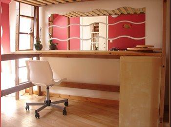 Appartager BE - A louer chambre meublée entièrement meublée sur Court-Saint-Etienne (1490) - Louvain-la-Neuve, Louvain-la-Neuve - 375 € / Mois