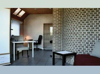 Appartager BE - Superbe chambre 25 m2 – Non Fumeur - à louer au mois. - Anderlecht, Bruxelles-Brussel - 390 € / Mois