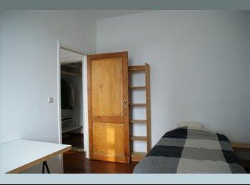 Appartager BE - A room in a peaceful place for rent - le Quartier Européen (Léopold, Schuman), Bruxelles-Brussel - 490 € / Mois