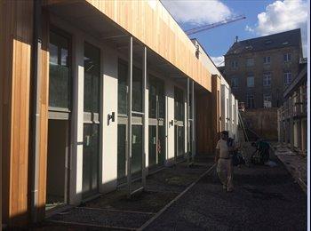Appartager BE - Super Studio Neuf pour Etudiant à 50m de l'Université - Namur, Namur-Namen - 405 € / Mois