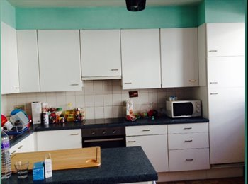 Appartager BE - Room available in a nice flat  - le Pentagone (centre ville), Bruxelles-Brussel - 435 € / Mois