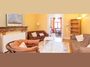 Appartager BE - Appartement de 1 chambre confortable avec balcon - le Pentagone (centre ville), Bruxelles-Brussel - 1.025 € / Mois