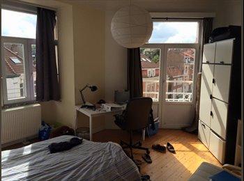 Appartager BE - Chambre à louer dans un appartement avec colocataire - Woluwe Saint Pierre - Sint Pieters Woluwe, Bruxelles-Brussel - 560 € / Mois