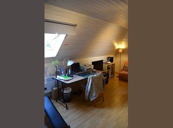 Appartager BE - Collocation à Wezembeek-Oppem - Woluwe Saint Pierre - Sint Pieters Woluwe, Bruxelles-Brussel - 435 € / Mois