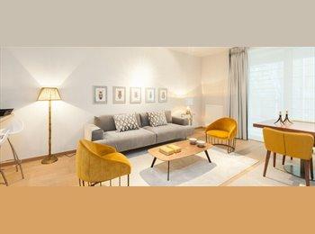 Appartager BE - Animaux acceptés Appartement 2 Chambres - le Pentagone (centre ville), Bruxelles-Brussel - 1.700 € / Mois