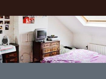 Appartager BE - Confortable et entièrement meublé Studio à louer à Bruxelles - le Pentagone (centre ville), Bruxelles-Brussel - 500 € / Mois