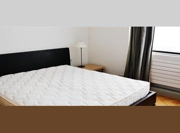 Appartager BE - Luxe 1 Chambre Appartement à côté de la gare, Couple-Friendly - le Pentagone (centre ville), Bruxelles-Brussel - 1.200 € / Mois
